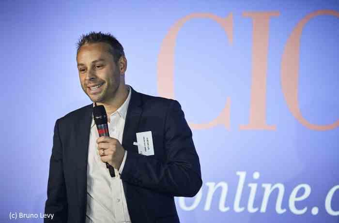 Pierre-Yves Popihn, Directeur Technique France, NTT Security