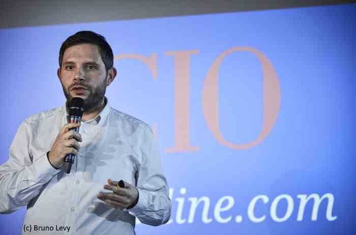 Benjamin Barrier, Partner et Chief Sales Officer chez DataDome