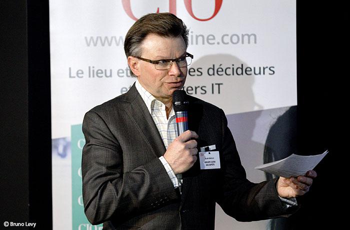 Alain Bouillé (président du Cesin)
