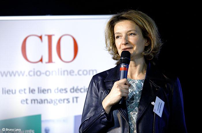 Aurélie Michaud (CISO groupe adjointe Société Générale)