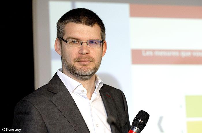 Kevin Heydon (Directeur Sécurité de l'Information Groupe L'Occitane)