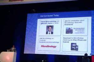 Microstrategy World 2012: la mobilité comme credo
